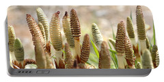 Portable Battery Charger featuring the photograph Spring Macro4 by Jeff Burgess
