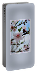 Portable Battery Charger featuring the photograph Spring by Marija Djedovic