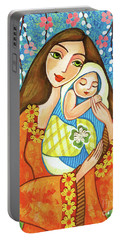 Spring Mother Portable Battery Charger