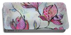 Spring Reverie I Portable Battery Charger