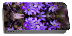 Portable Battery Charger featuring the photograph Spring by Rose-Maries Pictures
