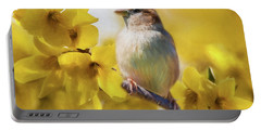 Spring Sparrow Portable Battery Charger