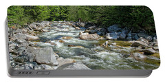 Spring Stream Portable Battery Charger