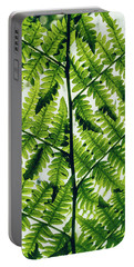 Spring Symmetry Portable Battery Charger