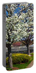 Spring Time In Westport Portable Battery Charger