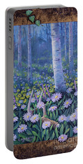 Spring Treasures Portable Battery Charger