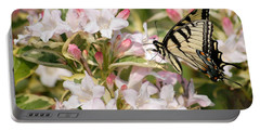 Spring Visit Portable Battery Charger