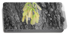 Spring Whirligig Portable Battery Charger