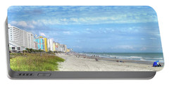 Springmaid Beach Portable Battery Charger