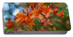 Springs Azaleas Colors Portable Battery Charger