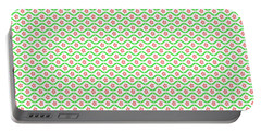 Springtime Botanicals-c Portable Battery Charger