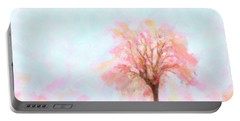 Springtime Portable Battery Charger