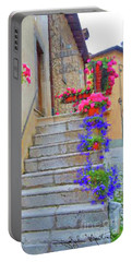 Springtime In Italy  Portable Battery Charger