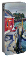 Spruce Head Island, Maine Portable Battery Charger