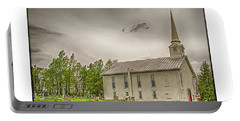 Sprucetown United Methodist Portable Battery Charger