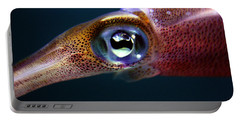 Squid Eye Portable Battery Charger