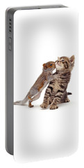 Squirrel Kiss Portable Battery Charger