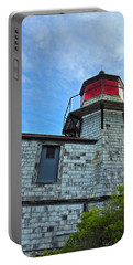 Squirrel Point Lighthouse Portable Battery Charger