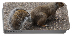 Squirrel Side Portable Battery Charger