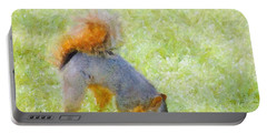 Squirrelly Portable Battery Charger