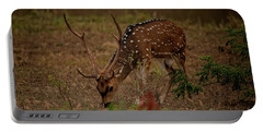 Sri Lankan Axis Deer Portable Battery Charger