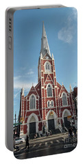 St Anthony Of Padua Church Portable Battery Charger