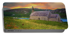 St. Brendan The Navigator Church Of Ireland In Crookhaven Portable Battery Charger