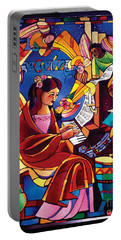 St. Cecilia - Mmcca Portable Battery Charger