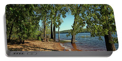St Croix River Shoreline Portable Battery Charger