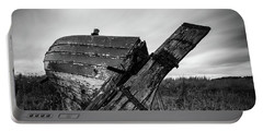 St Cyrus Wreck Portable Battery Charger
