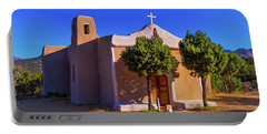 St. Francis De Assisi Adobe Church Portable Battery Charger