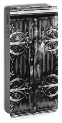 St Francis De Sales Oratory Church Door  St Louis Portable Battery Charger