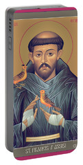St. Francis Of Assisi - Rlfob Portable Battery Charger