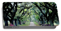 St Francisville Plantation Portable Battery Charger