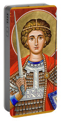 St. George Of Lydda - Jcgly Portable Battery Charger