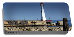 St. Ignace Lighthouse Portable Battery Charger