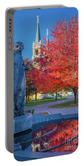 St Ignatius At Gonzaga Portable Battery Charger
