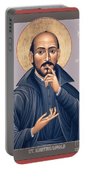 St. Ignatius Loyola - Rligl Portable Battery Charger