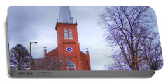 St. John's Lutheran Church Portable Battery Charger