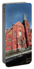 St Johns Lutheran Church Portable Battery Charger