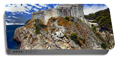 St. Lawrence Fortress Portable Battery Charger