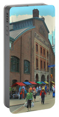 St Lawrence Market Portable Battery Charger