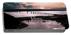 St. Lawrence Sunset Portable Battery Charger
