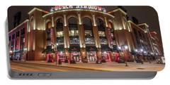 St Louis Busch Stadium  Portable Battery Charger