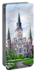 St. Louis Cathedral Portable Battery Charger