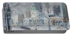 St. Louis Downtown Old Courthouse Portable Battery Charger