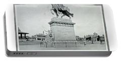 St. Louis World's Fair St.louis Monument Portable Battery Charger by Irek Szelag