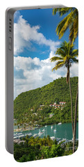 St Lucia - Marigot Bay II Portable Battery Charger