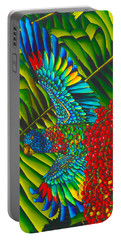 Amazona Versicolor - Exotic Bird Portable Battery Charger