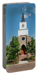 Portable Battery Charger featuring the photograph St. Mark's Episcopal Church by Trey Foerster